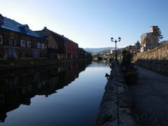 8月26日 小樽運河