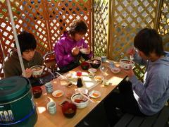 8月26日 小樽の市場で海鮮丼
