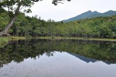 8月27日 五湖と硫黄岳
