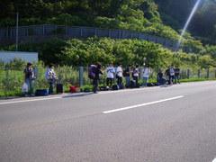 8月29日 ウトロから知床斜里までバス移動