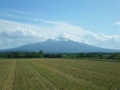 8月29日 斜里岳