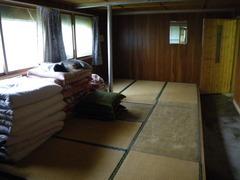 8月30日 宿泊した部屋のようす