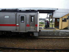 8月30日 知床斜里から小樽まで電車旅