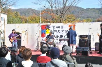 Folk部ライブの様子