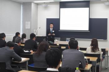 企業情報学部3 篠原和輝さん