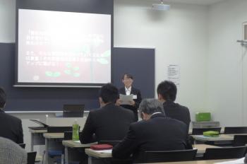 企業情報学部 山岸萌さん