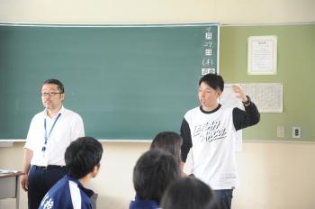 教員×学生の連携で指導します